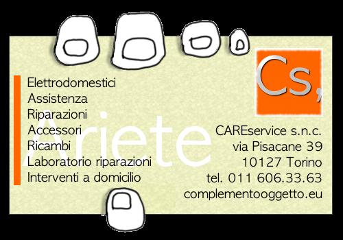 CAREservice   Torino - Assistenza e Ricambi Elettrodomestici