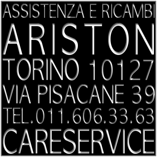 Cerco ariston torino assistenza ricambi for Cerco tornio