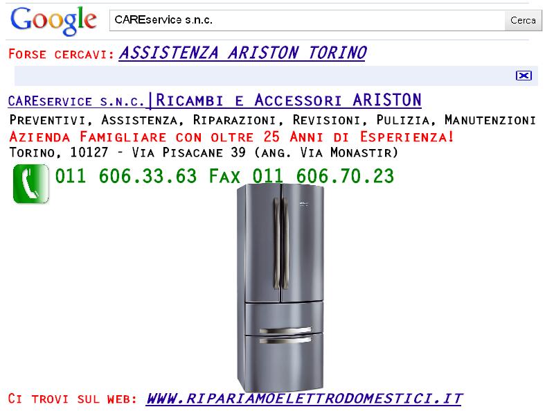 Ricambi ariston torino assistenza e ricambi elettrodomestici - Ricambi cucine ariston ...