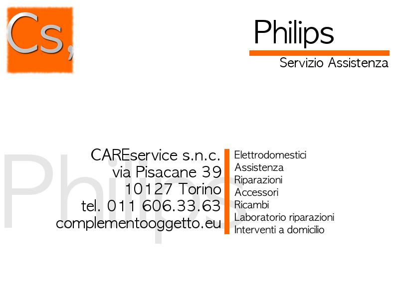 CAREservice | Torino - Assistenza e Ricambi Elettrodomestici