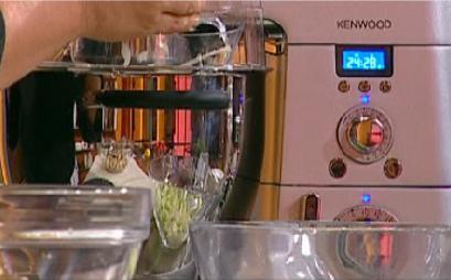 Videoricette kenwood cooking chef caponatina di for Vendita online pesci acqua fredda