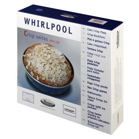 Piatto crisp microonde whirlpool avm180 assistenza e - Forno a microonde funzione crisp ...