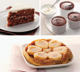 Cucinare con il microonde ricette per i dessert for Microonde ricette