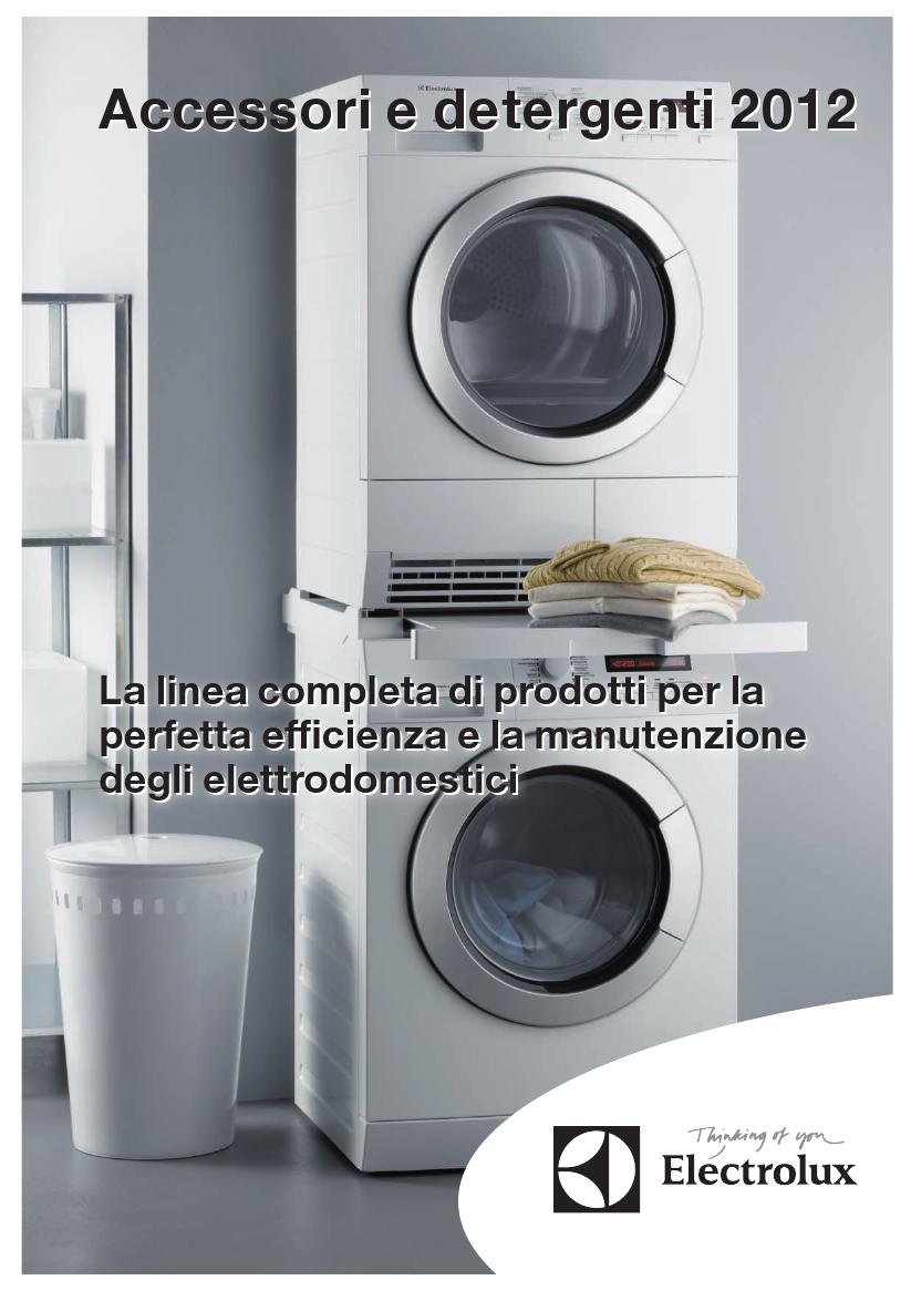 electrolux catalogo accessori 2012