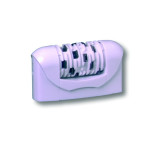 67030423 - Gruppo epilatore standard bianco