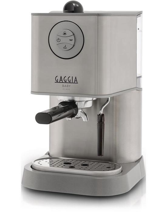 Gaggia macchina per caff espresso baby ri9301 01 - Macchina caffe professionale per casa ...