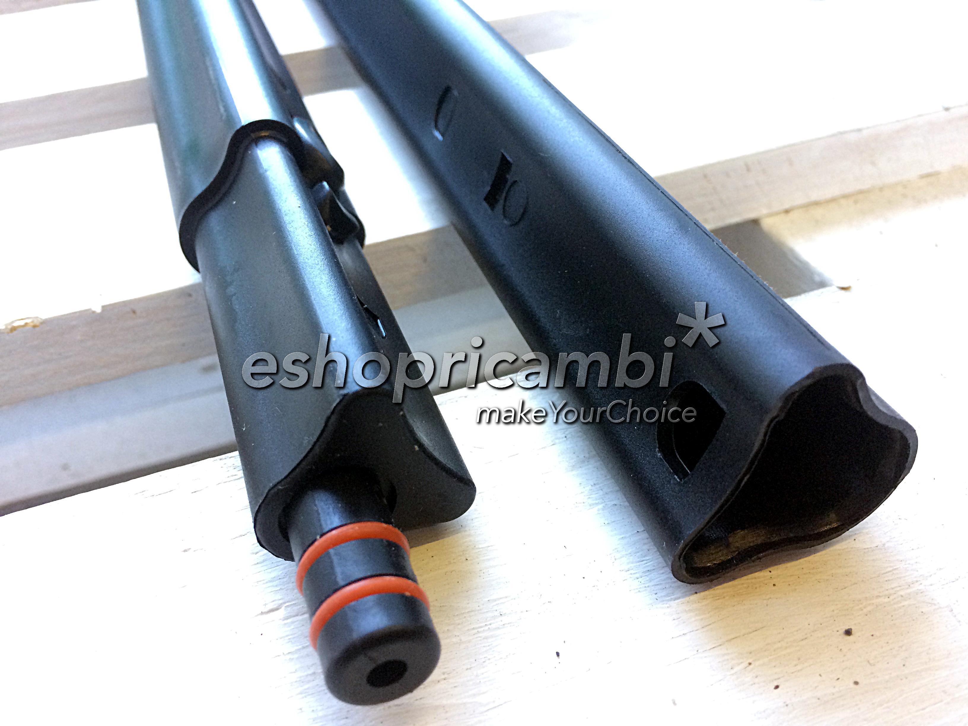 Polti kit tubi prolunga per vaporetto handy pocket cs for Vaporetto smart 30s