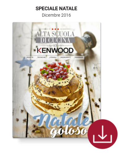 N 3 alta scuola di cucina kenwood ricette tecniche utensili ingredienti tendenze cs - Scuola di cucina torino ...