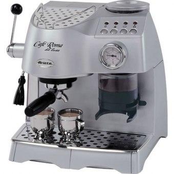 Cs, CAREservice 1329-1.jpg-nggid042176-ngg0dyn-542x340-00f0w010c010r110f110r010t010 ARIETE | Macchina caffè espresso - Cafè Roma Deluxe Silver Ariete Coffee  macchina espresso caffè Cafè Roma Deluxe Silver Ariete