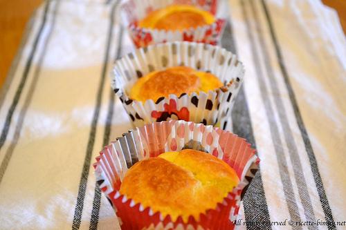 Mini cake al parmiggiano