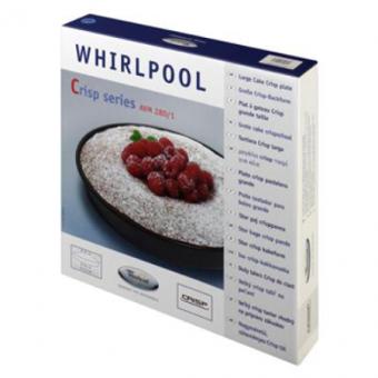 Cs, CAREservice whirlpool-accessori-microonde-8.png-nggid041380-ngg0dyn-542x340-00f0w010c010r110f110r010t010 WHIRLPOOL | Piatto Crisp Microonde AVM280 Whirlpool Whirlpool piatto crisp microonde elettrodomestici
