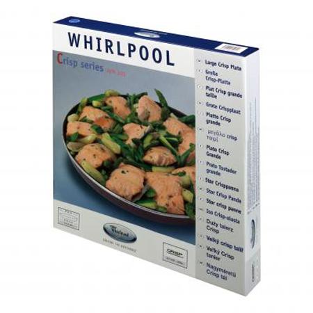 Cs, CAREservice whirlpool-accessori-microonde-6 WHIRLPOOL | Piatto Crisp Microonde AVM305 Whirlpool  Whirlpool piatto crisp microonde elettrodomestici