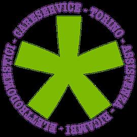 GreenStar Circle Sign