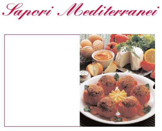 Cs, CAREservice brochure-ricettario-sapori-mediterranei MICROONDE | Sapori Mediterranei [eBROCHURE] Ricette Microonde  ricette microonde Brochure