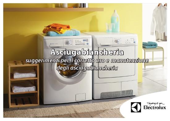 Cs, CAREservice electrolux-guida-uso-asciugatrice ELECTROLUX | Asciugabiancheria Electrolux