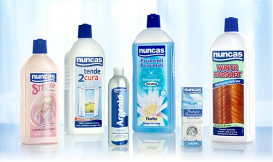 Cs, CAREservice prodotti-nuncas NUNCAS | Superfici - Sgrassanti [CASA 9 DETERGENTE MULTIUSO] Nuncas  Casa 9 Detergente Multiuso