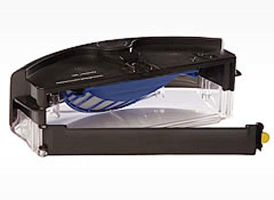 Cs, CAREservice cassetto_aerovac iROBOT | Roomba 500 Series - Cassetto Raccolta Rifiuti Aero VAC iRobot Roomba 500 Series Roomba 600 Series  Roomba iRobot