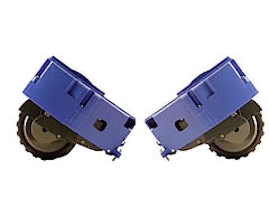 Cs, CAREservice kit_ruote_Roomba_500 iROBOT | Roomba 500 Series - Kit Ruote iRobot Roomba 500 Series Roomba 600 Series Roomba 700 Series  Roomba iRobot