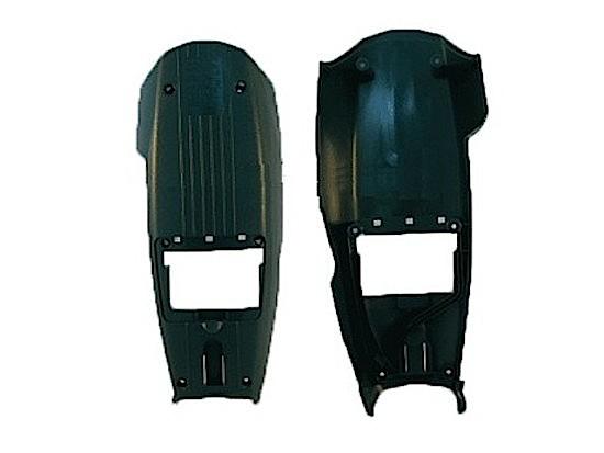 Cs, CAREservice 30811 VORWERK | Kobold Folletto – Guscio posteriore [Cod.30811] Folletto VK140  Vorwerk Kobold Folletto