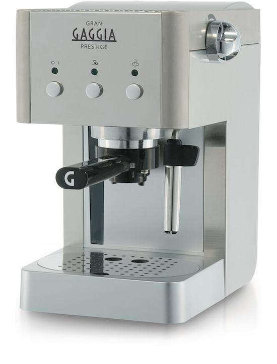 Cs, CAREservice RI8327-08_1 GAGGIA | Macchina per caffè espresso – GRAN GAGGIA RI8327/08 [BROCHURE] Brochure Gaggia  RI8327/08