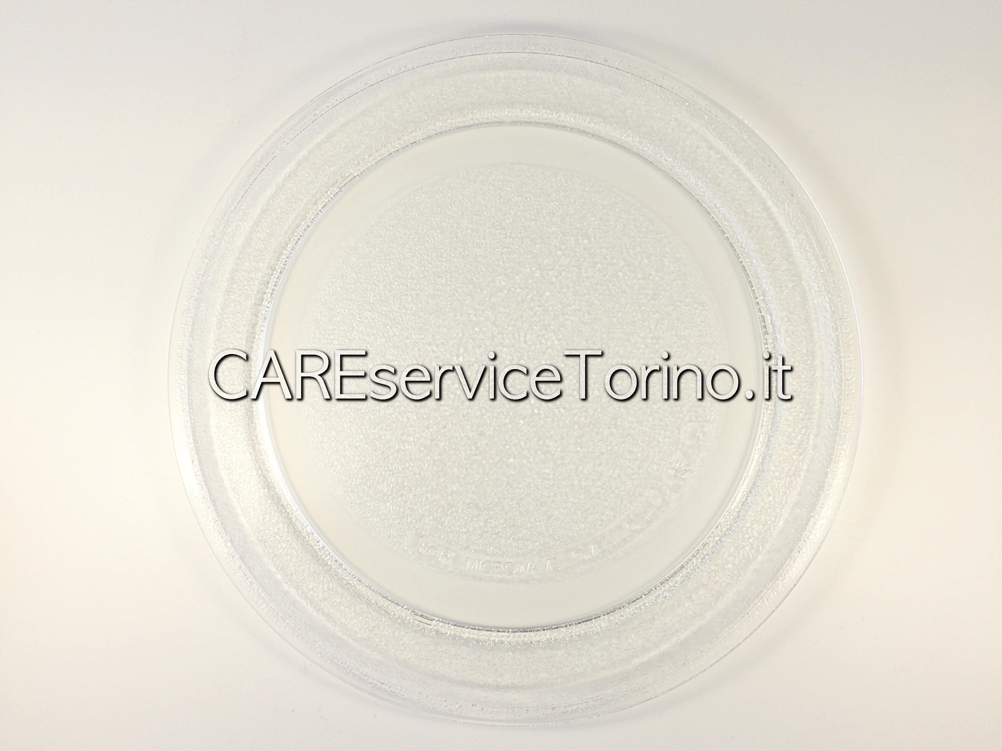 Cs, CAREservice 3390W1A035A-1 MICROONDE | Piatto [Cod.3390W1A035A] DeLonghi LG Microonde Piatti Vetro  3390W1A035A