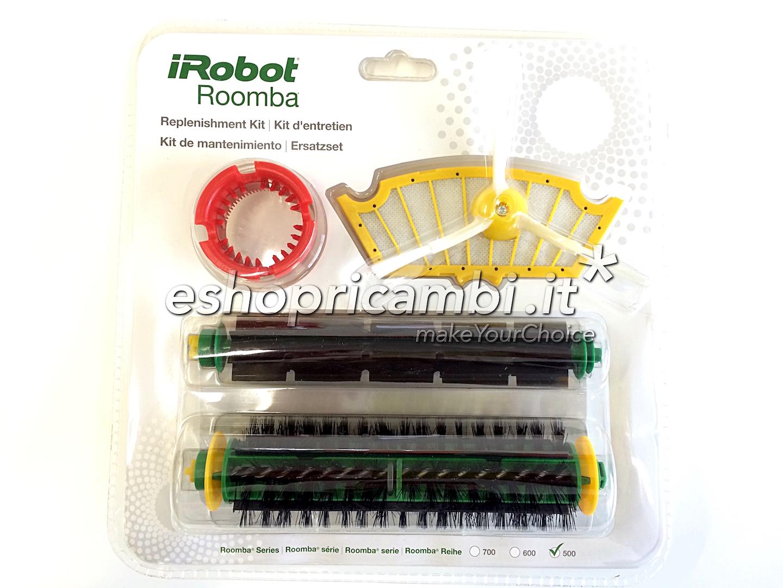 Cs, CAREservice IMG_2786 iROBOT   Roomba 500 Series – Kit Rinnovo e Manutenzione iRobot Roomba 500 Series  82404