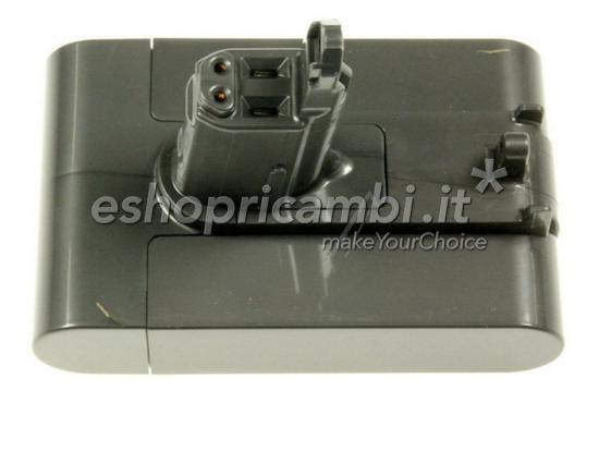 Cs, CAREservice 965557-03 Batteria Ricaricabile Originale Dyson per DC31, DC34, DC35 (Tipo B) [Cod.965557-03] DC31 DC34 DC35 Dyson 965557-03