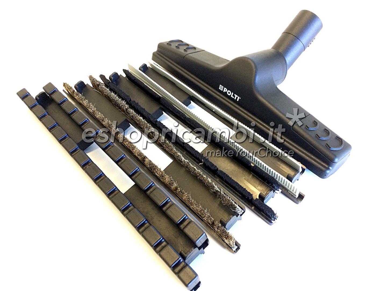 Cs, CAREservice IMG_3471 POLTI | Spazzola Completa Vaporetto Lecoaspira (con tubi attacco baionetta) [SLS01792] Polti Pulizia  SLS01792