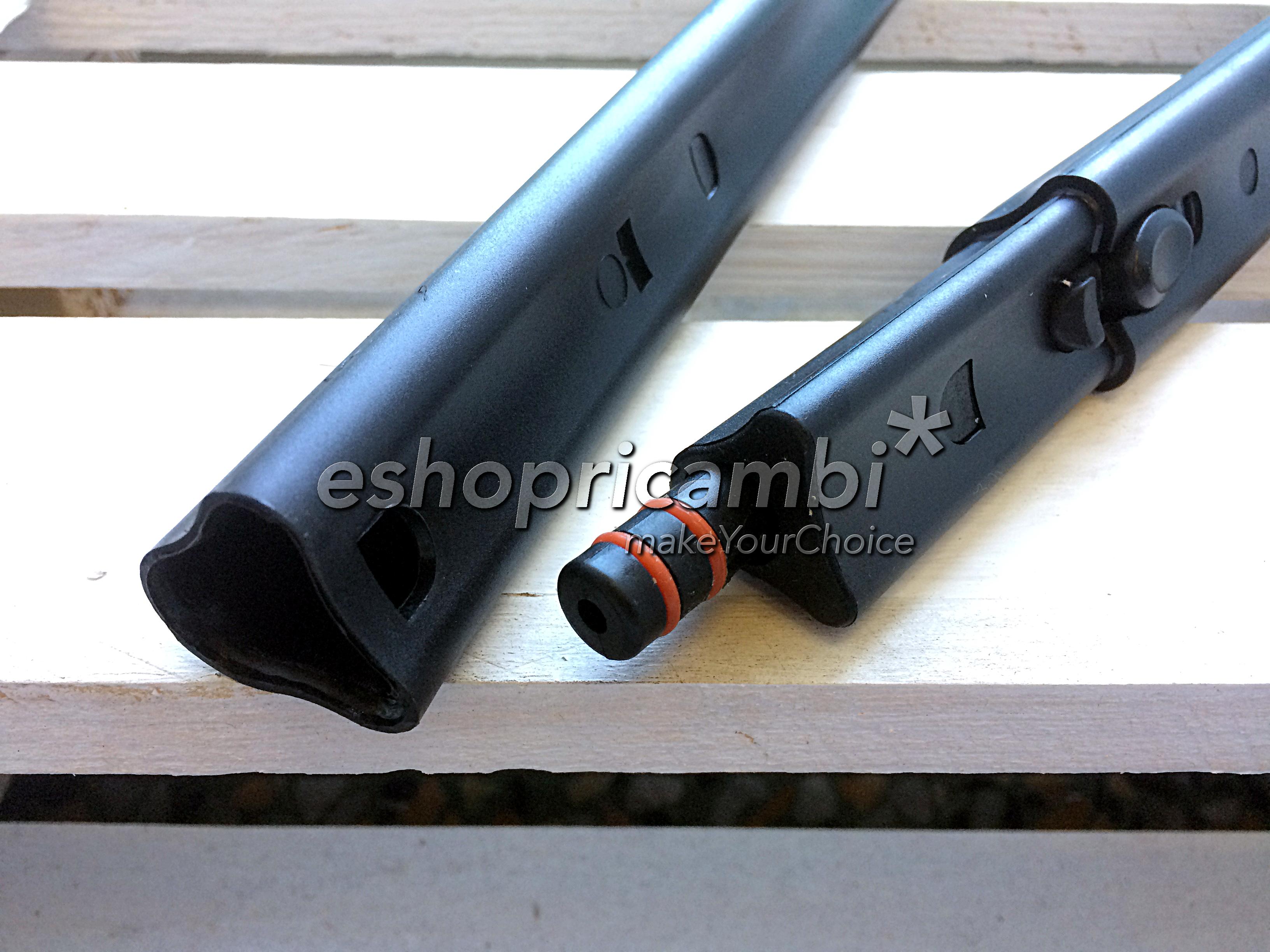 Polti kit tubi prolunga per vaporetto handy pocket cs for Vaporetto polti smart 30 s