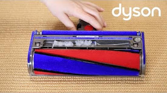 Cs, CAREservice dyson-v8-con-soft-roller DYSON | V8 con Soft Roller - controllo blocchi/ostruzioni [video] Dyson V8  V8