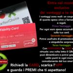 Fidelity Card