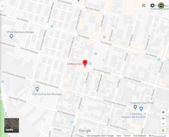 Cs, CAREservice dove-trovarci DOVE TROVARCI Accessori Ricambi Assistenza Elettrodomestici eShop CS CAREservice